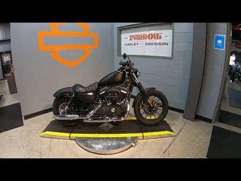 2015 Harley-Davidson Sportster Iron 883 XL 883N