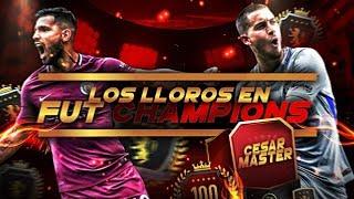 FUT CHAMPIONS EN DIRECTO!!!SE VENDRAN LOS LLOROS ]FIFA 18