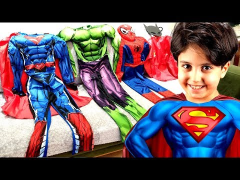 Sado became a Superheroes and helps his little brother Ali Rescue Mission
