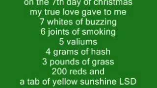 12 ghetto days of christmas