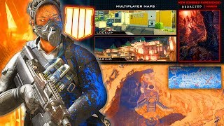 Black Ops 4: NEW MAPS Detailed & Future Season 3 Maps Explained