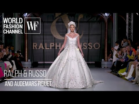 Ralph and Russo and Audemars Piguet | Horlogerie Meets Haute Couture
