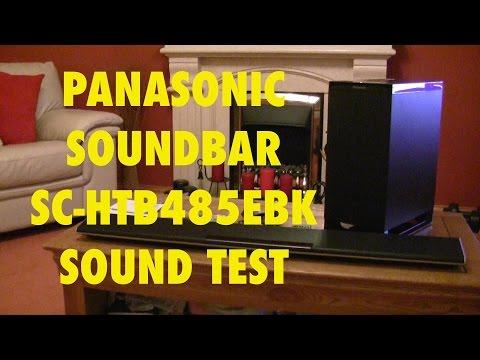 Panasonic Soundbar SC-HTB485
