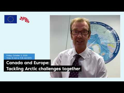 Canada and Europe: Tackling Arctic challenges together