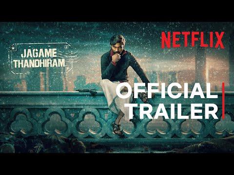 Jagame Thandhiram | Trailer | Dhanush, Aishwarya L..