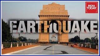 Earthquake Jolts DelhiNCR