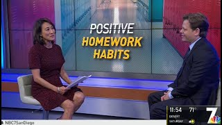 Adam Wasserman : Positive Homework Habits
