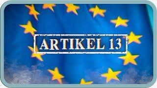 Kommt Artikel 13 Jetzt? Und Dann?