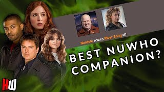 Using Hunger Games To Find The Best Modern Doctor Who Companion