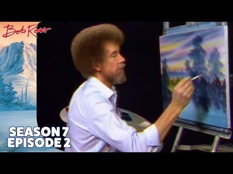 Bob Ross - Secluded Lake (Season 7 Episode 2)