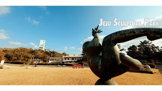 Jeju Sculpture Park #Cinematic #FPV