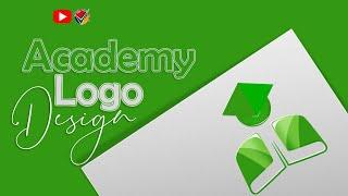 FREE LESSON | Design Academy Logo | Design Luxury Logo in Photoshop