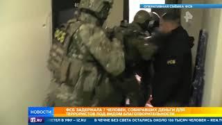 ФСБ задержала 7 человек, собиравших деньги для террористов под видом благотворительности