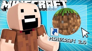 If MINECRAFT 2.0 Was Created