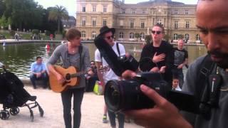 JTR - Ride - Paris - 13 May 2015
