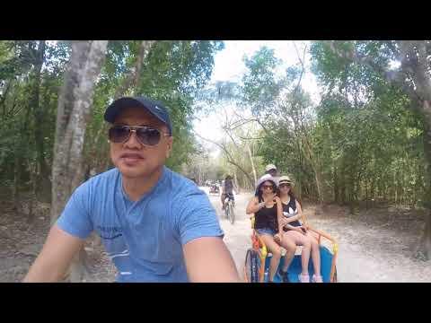 Tulum Coba Excursion