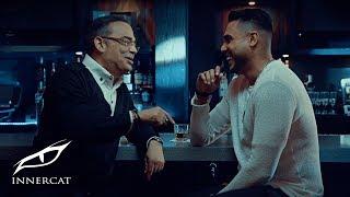 Ellas Te Van Llevando - Ronald Borjas feat. Gilberto Santa Rosa (Video)