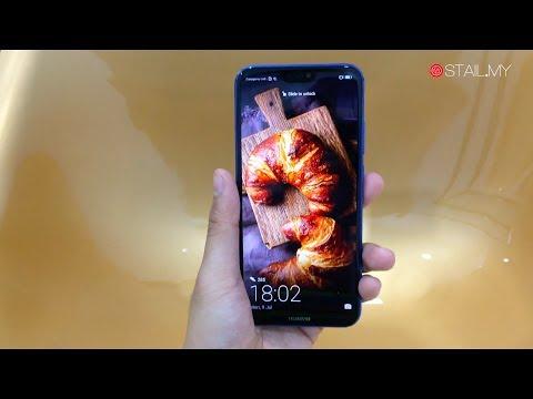 #STAILRebiu Telefon Pintar Huawei Nova 3e atau Huawei P20 Lite
