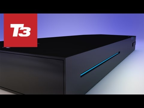 This Is What One Guy Thinks The PS4 Will Look Like