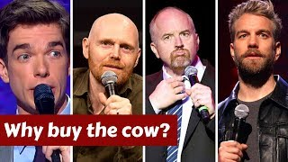 TOP 5 Most Perfectly timed BITS | Bill Burr | Eddie Murphy