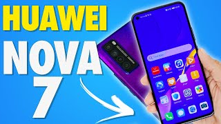 7 Reasons To Get The Huawei nova 7 5G