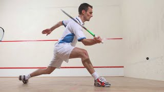 Squash tips: A beginners guide to the boast