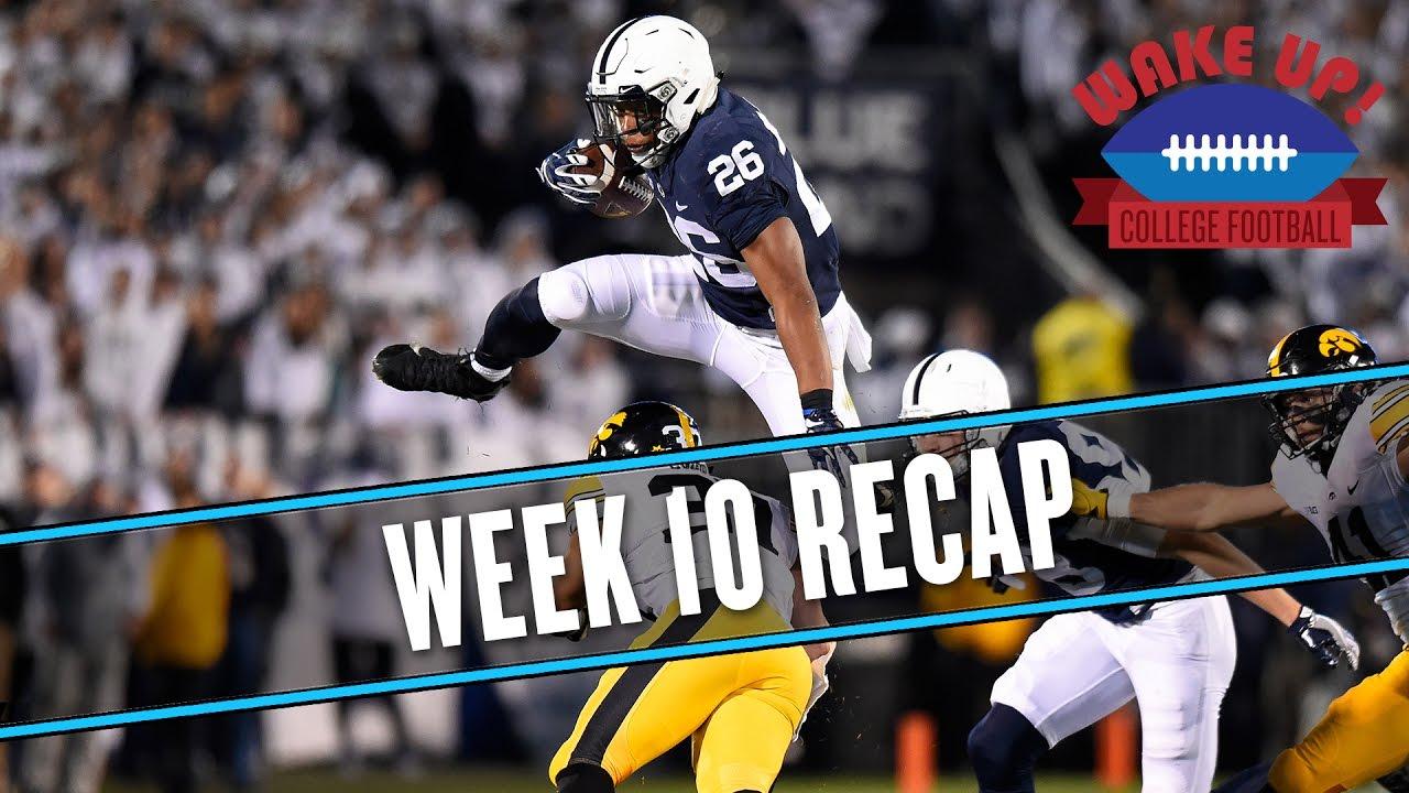 Wake Up College Football - Week 10 Recap thumbnail