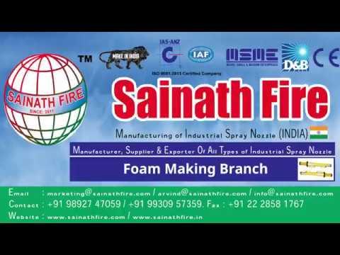 foam making branch fb 5x