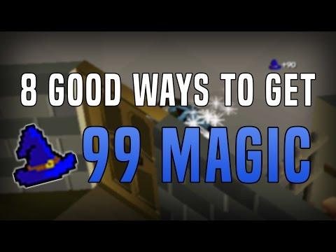 Video 8 Good Ways to Get 99 Magic