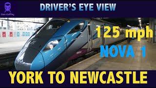 York to Newcastle - NOVA 1