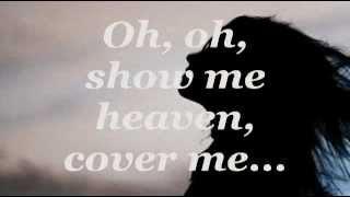 maria mckee show me heaven Music
