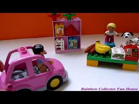 Vidéo LEGO Duplo 10546 : Le supermarché