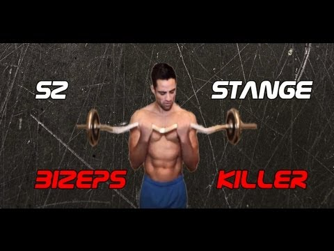Bizeps-Killer, SZ-Stange!