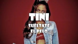 TINI  Suéltate El Pelo  Karaoke  (Instrumental)