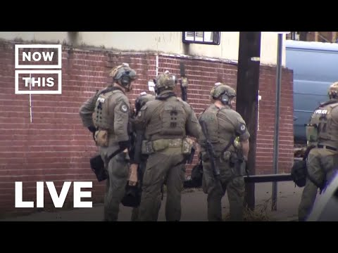 Officers Shot in Jersey City, NJ Active Shooter Situation | NowThis
