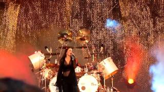 Tarja - Still of the Night @ Wacken 2010