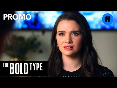 The Bold Type Season 2 Promo 'Let's Get Real'
