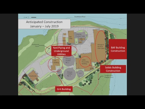Peirce Island Waste Water Treatment Facility Upgrade 1.16.2019