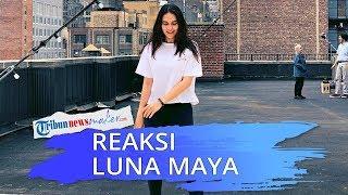 Luna Maya Kaget Indra Bruggman Naksir Dirinya 14 tahun yang Lalu