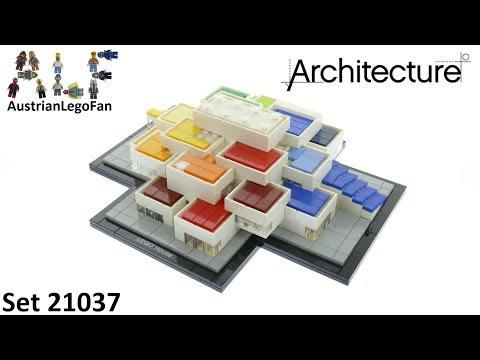 Vidéo LEGO Architecture 21037 : LEGO House