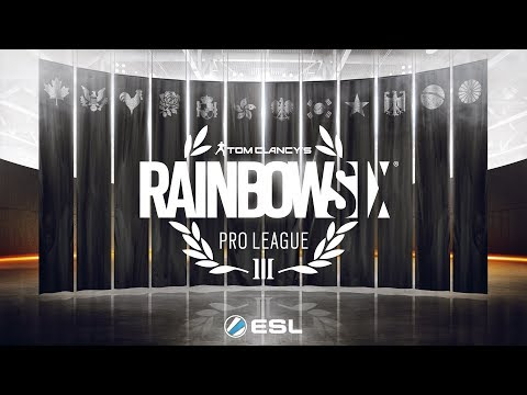 Rainbow Six – Pro League Finals – Live from Atlantic City