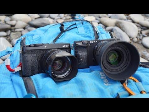Kameratasche Cosyspeed für Video-Blogger