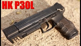 HK P30L Review: John Wick's Pistol