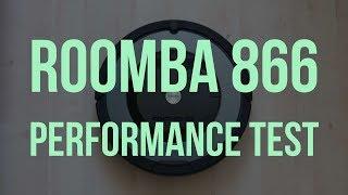 iRobot Roomba 866 - Performance Test - Best Value for Money Robot Vacuum