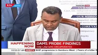 DPP explains how loans were secured in Aror, Kimwarer dams scandal