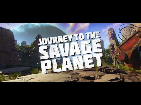 Journey to the Savage Planet | The Game Awards Reveal Trailer thumbnail