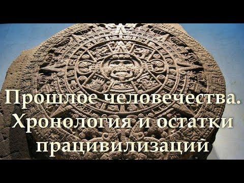 """Александр Колтыпин """"Прошлое человечества. Хронология и остатки працивилизаций"""""""