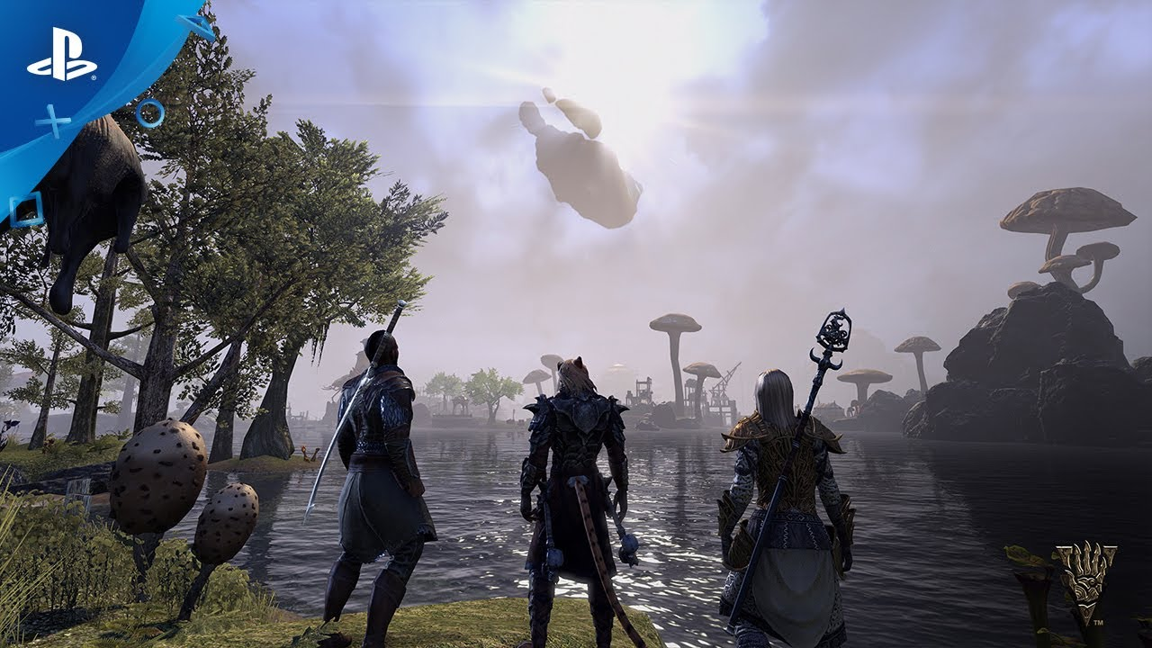 The Elder Scrolls Online: Morrowind Sends You Back to Vvardenfell Today