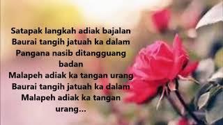 David Iztambul & Nabila Moure – Tangih Jatuah Ka Dalam Lyrics