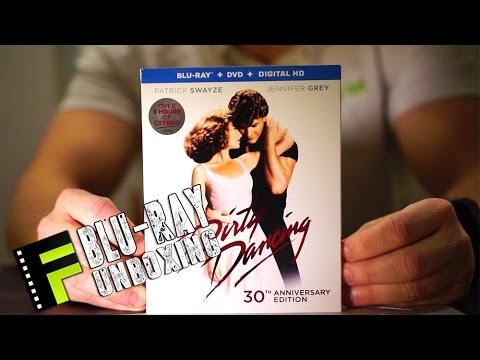 Blu Ray Unboxing: Dirty Dancing 30th Anniversary Edition